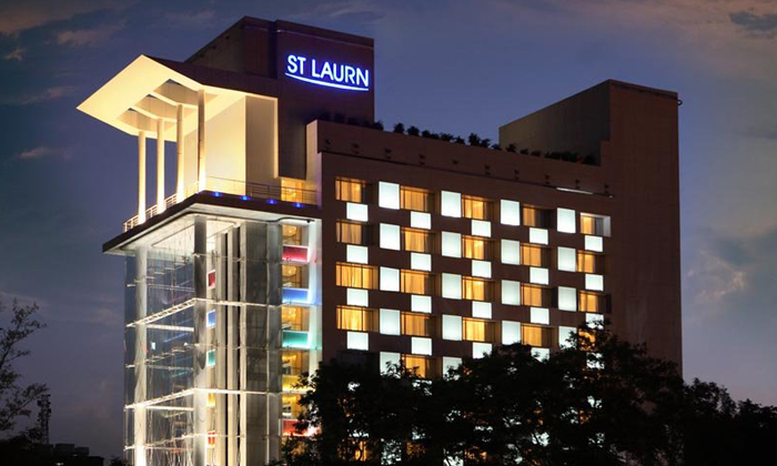 St Laurn Hotel @ 7% off at Rs 9204