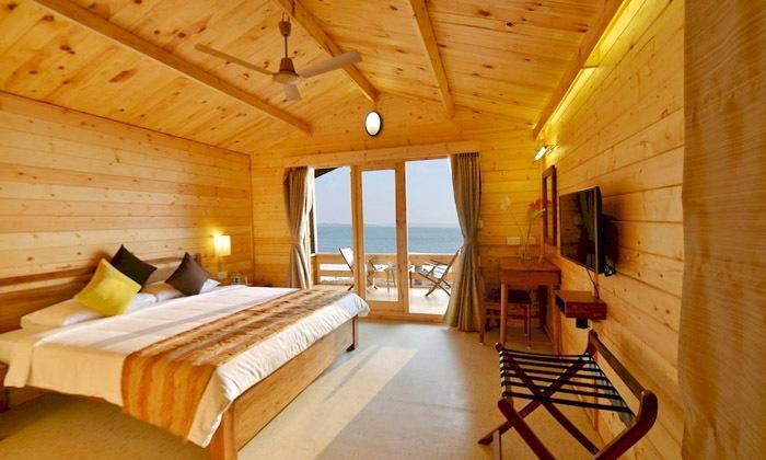 Bay15 – A juSTa Resort, Goa