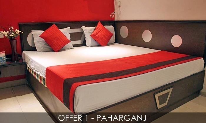 OYO Rooms Central Delhi