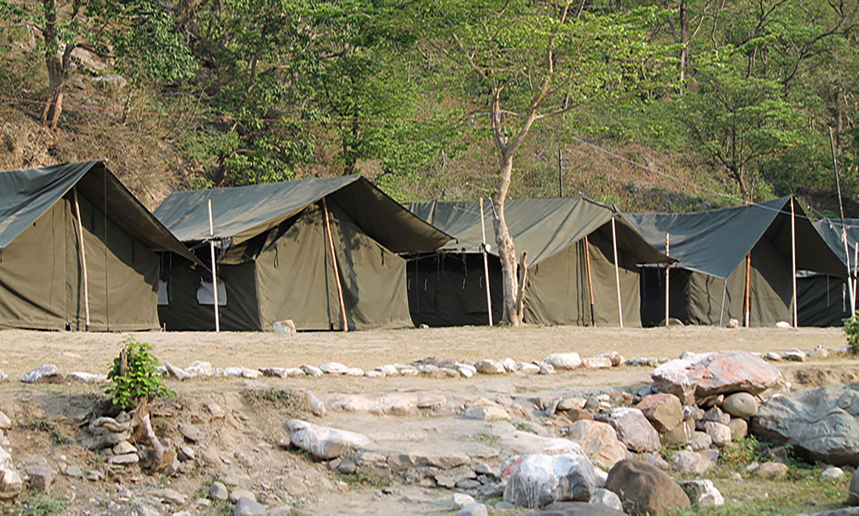 Ravers Jungle Camp