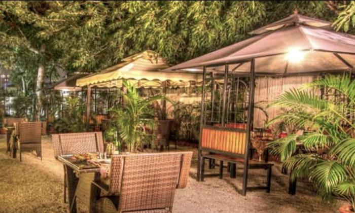 Toast Garden Lounge
