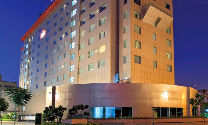 Country Inn and Suites - NH8