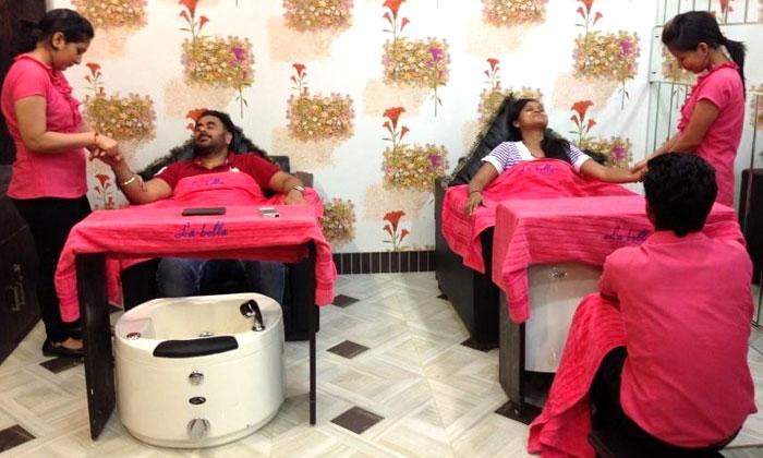 La Bella Bridal Studio: A Unisex Salon, Wellness and Day Spa