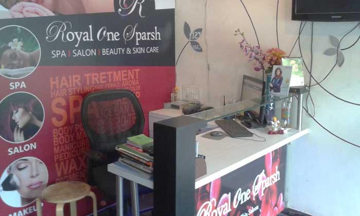 Royal One Sparsh Salon