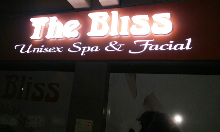 Bliss Unisex Spa and Facial