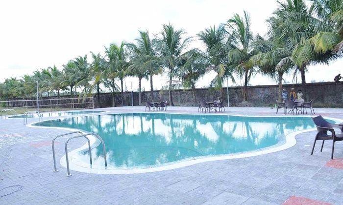 50% Discount Lake Land Country Club, Howrah, Kolkata-1N