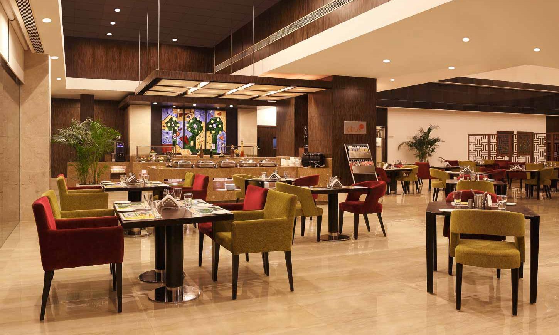 Citrus Café - Lemon Tree Hotel
