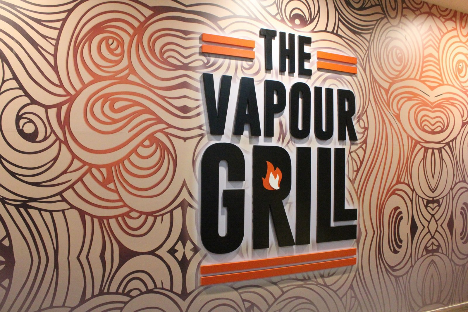 The Vapour Grill