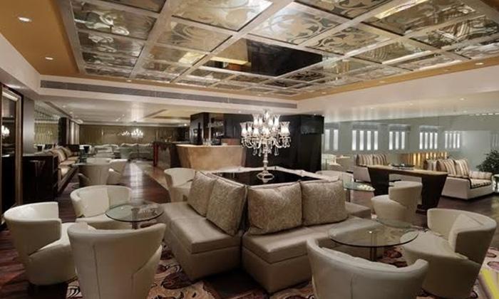 Crystal Lounge - The Grand Bhagwati