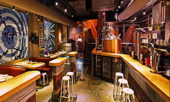 Brewbot Eatery & Pub Brewery @ 28% off