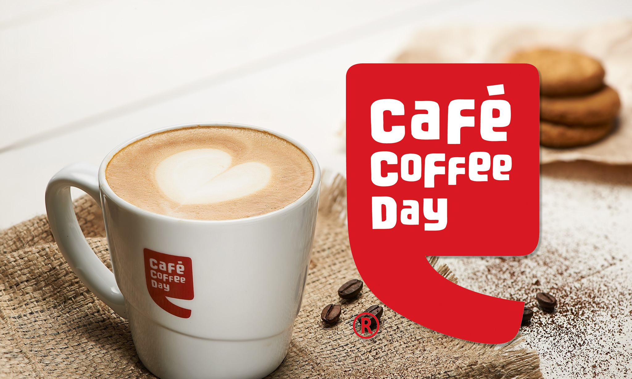 Cafe Coffee Day @ 62% off