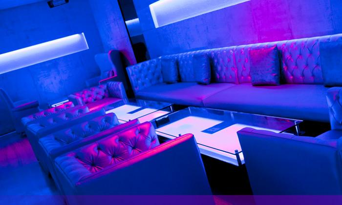 ICE Lounge - Hotel Hardeo @ 15% off at Rs 849